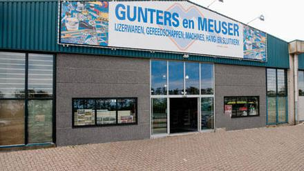Gunters en Meuser - Halfweg